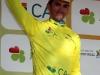 21 Alberto Contador in maglia gialla