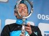 15 Juan Antonio Flecha sul podio