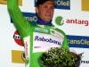 27 Lars Boom in maglia verde