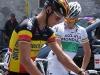 13 Tom Boonen e Nicolas Roche