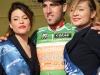 40 Javier Aramendia in maglia verde