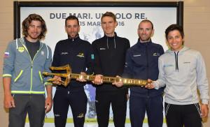 Tirreno-Adriatico top riders presentation