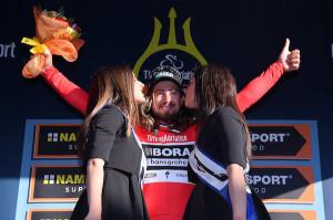 Gara Ciclistica Tirreno Adriatico 2017 - Terza tappa - Monterotondo Marittimo-Montalto di Castro km 204